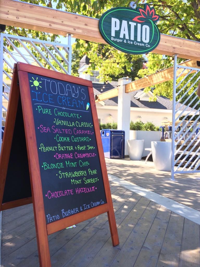 Ice cream flavours | PATIO Burger & Ice Cream Co. Penticton, BC